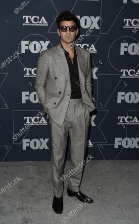 Editorial image of Fox TCA Winter Press Tour All-Star party, The Langham, Los Angeles, USA - 07 Jan 2020