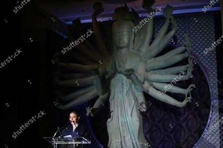 Editorial photo of New York Film Critics Circle Awards Gala, Inside, TAO Downtown, New York, USA - 07 Jan 2020
