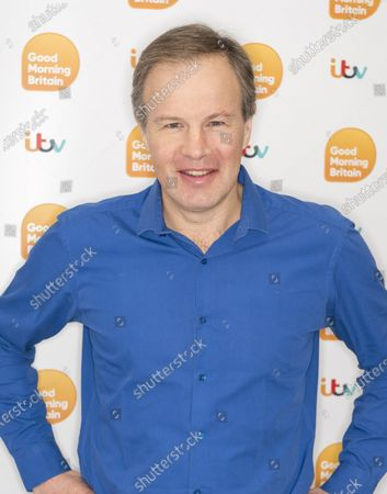 Editorial image of 'Good Morning Britain' TV show, London, UK - 08 Jan 2020