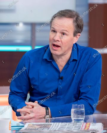 Stock Image of Tom Bradby