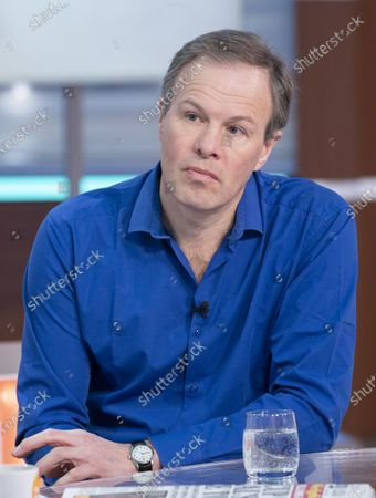 Stock Picture of Tom Bradby