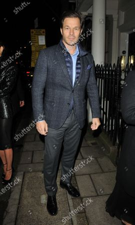 Editorial image of The Tom Ford Beau De Jour fragrance launch party, Mark's Club, London, UK - 07 Jan 2020