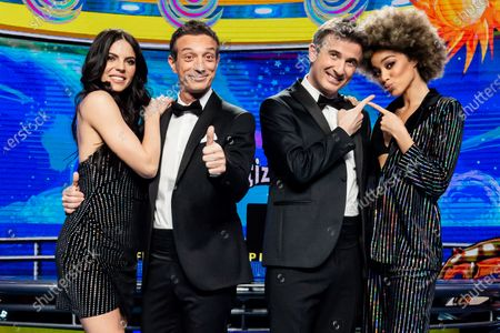 Salvatore Ficarra, Shaila Gatta, Mikaela Neaze Silva, Valentino Picone