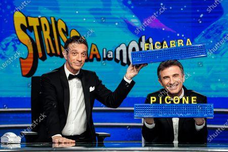 Stock Photo of Salvatore Ficarra, Valentino Picone
