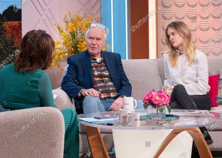 Editorial image of 'Lorraine' TV show, London, UK - 08 Jan 2020