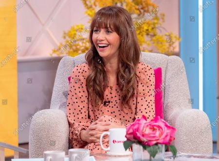 Editorial picture of 'Lorraine' TV show, London, UK - 08 Jan 2020