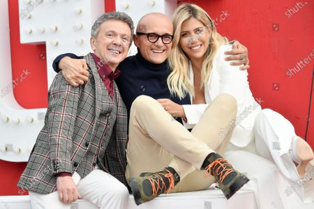 Editorial picture of 'Grande Fratello VIP' TV show photocall, Rome, Italy - 07 Jan 2020