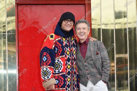 Editorial photo of 'Grande Fratello VIP' TV show photocall, Rome, Italy - 07 Jan 2020