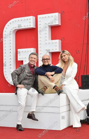 Editorial image of 'Grande Fratello VIP' TV show photocall, Rome, Italy - 07 Jan 2020