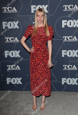 Editorial picture of Fox TCA Winter Press Tour All-Star party, The Langham, Los Angeles, USA - 07 Jan 2020