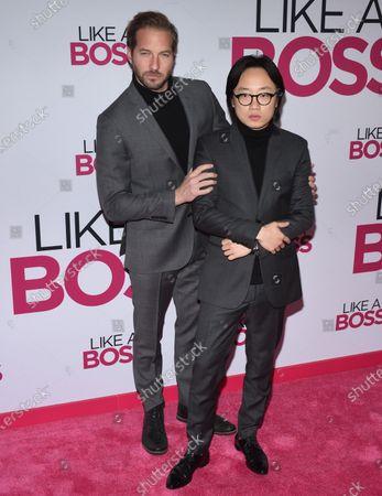 Editorial photo of 'Like a Boss' film world premiere, Arrivals, SVA Theater, New York, USA - 07 Jan 2020