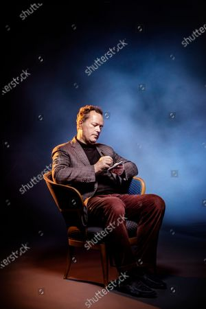 Stock Photo of Edward St Aubyn