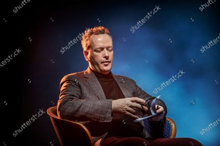 Stock Picture of Edward St Aubyn