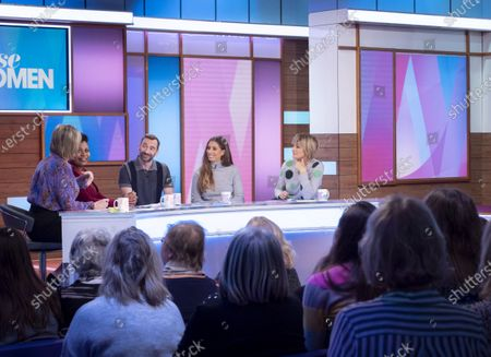 Ruth Langsford, Brenda Edwards, Charlie Condou, Stacey Solomon and Jane Moore
