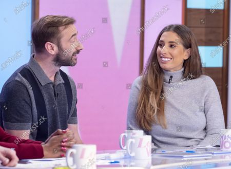 Editorial photo of 'Loose Women' TV show, London, UK - 08 Jan 2020