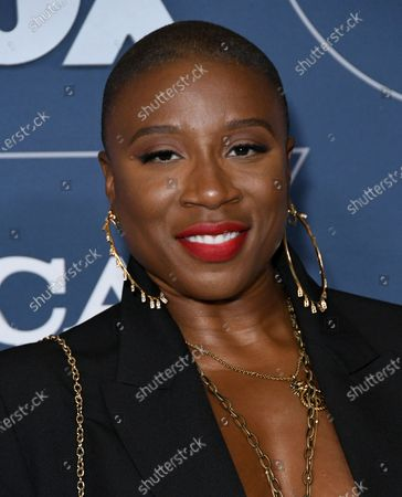 Stock Picture of Aisha Hinds