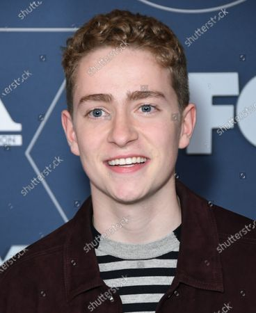 Stock Photo of Connor Kalopsis