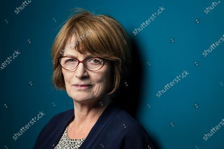 Stock Image of Dame Louise Ellman, Labour MP