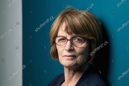 Editorial photo of Dame Louise Ellman, Labour MP, UK - 18 Oct 2019