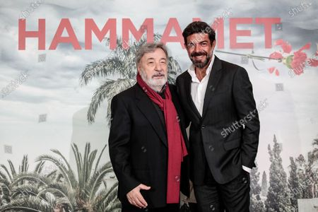 Gianni Amelio and Pierfrancesco Favino