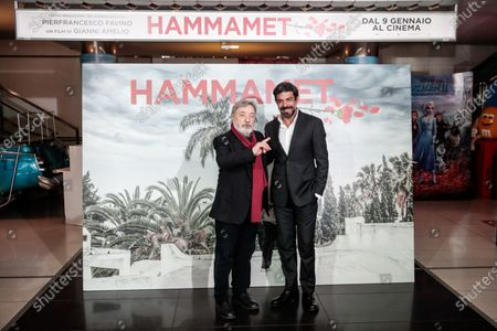 Editorial picture of 'Hammamet' film photocall, Rome, Italy - 08 Jan 2020