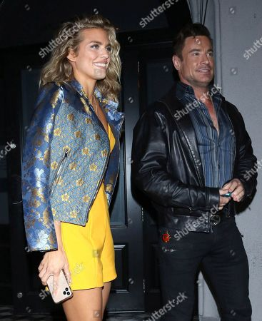 Editorial picture of AnnaLynne McCord out and about, Los Angeles, USA - 08 Jan 2020
