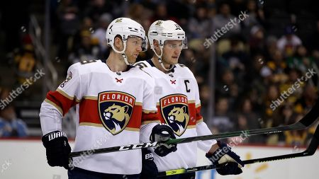 Editorial photo of Panthers Penguins Hockey, Pittsburgh, USA - 05 Jan 2020