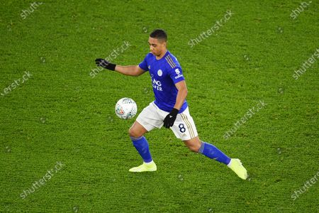 Youri Tielemans of Leicester City.