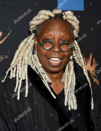 """Whoopi Goldberg attends """"Tina ñ The Tina Turner Musical"""" Broadway opening night at the Lunt-Fontanne Theatre, in New York"""