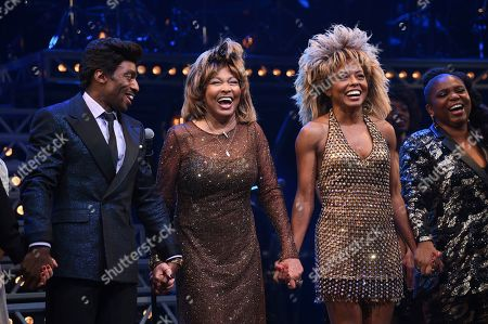 Editorial picture of 'Tina 'The Tina Turner Musical' Broadway Opening Night, New York, USA - 07 Nov 2019