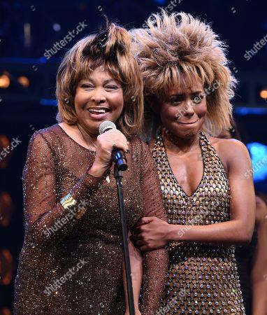 Editorial photo of 'Tina 'The Tina Turner Musical' Broadway Opening Night, New York, USA - 07 Nov 2019