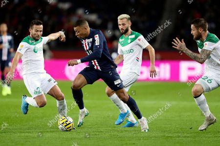 Editorial picture of Soccer League Cup, Paris, France - 08 Jan 2020