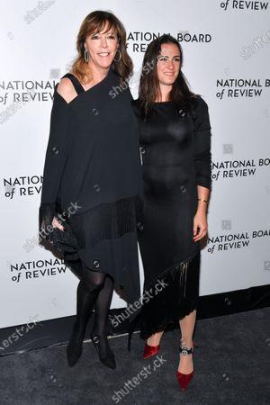 Jane Rosenthal and Juliana Hatkoff