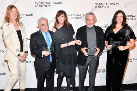 Editorial photo of National Board of Review Annual Awards Gala, Inside, Cipriani 42nd Street, New York, USA - 08 Jan 2020