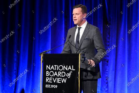 Stock Picture of Willie Geist