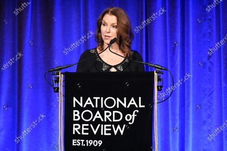 Editorial picture of National Board of Review Annual Awards Gala, Inside, Cipriani 42nd Street, New York, USA - 08 Jan 2020