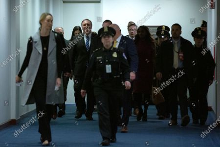 Editorial image of US Congress meeting on Iraq attack, Washington DC, USA - 08 Jan 2020