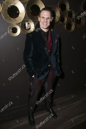 Editorial image of 'Magic Goes Wrong' play, After Party, London, UK - 08 Jan 2020