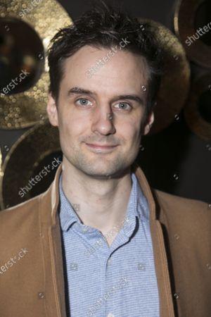 Henry Shields (Author/Sophisticato)