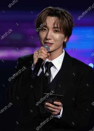 Editorial image of The 9th Gaon Chart Music Awards, Show, Seoul, South Korea - 08 Jan 2019