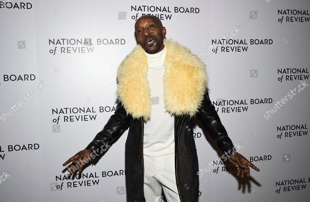 Rob Morgan attends the National Board of Review Awards gala at Cipriani 42nd Street, in New York