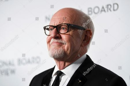 Frank Oz attends the National Board of Review Awards gala at Cipriani 42nd Street, in New York
