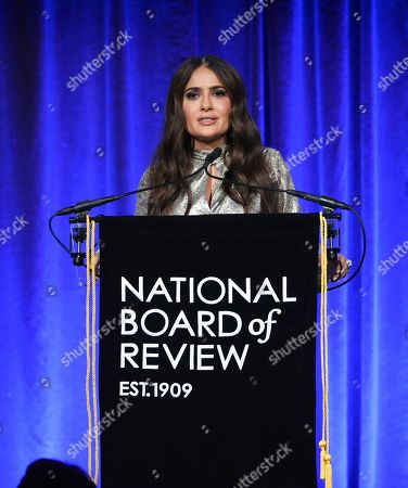Editorial image of 2020 National Board of Review Awards Gala, New York, USA - 08 Jan 2020