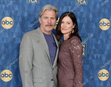 Editorial photo of ABC TCA Winter Press Tour, Arrivals, Los Angeles, USA - 08 Jan 2020