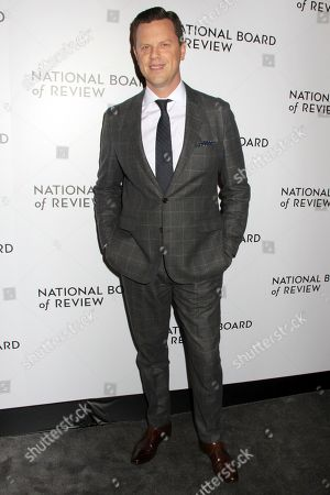Editorial image of National Board of Review Award gala, Arrivals, Cipriani, New York, USA - 08 Jan 2020
