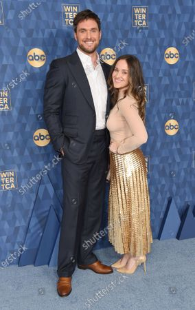 Editorial image of ABC TCA Winter Press Tour, Arrivals, Los Angeles, USA - 08 Jan 2020