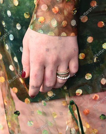 Emma Kenney, jewellery detail