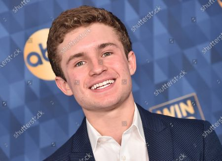 Editorial photo of ABC TCA Winter Press Tour, Arrivals, Los Angeles, USA - 08 Jan 2020