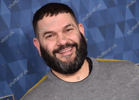 Stock Image of Guillermo Diaz