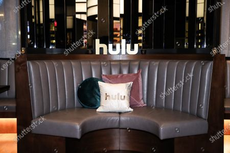 General view of Hulu and David Chang's dinner to celebrate creativity in streaming TV at Majordomo Meat & Fish in Las Vegas